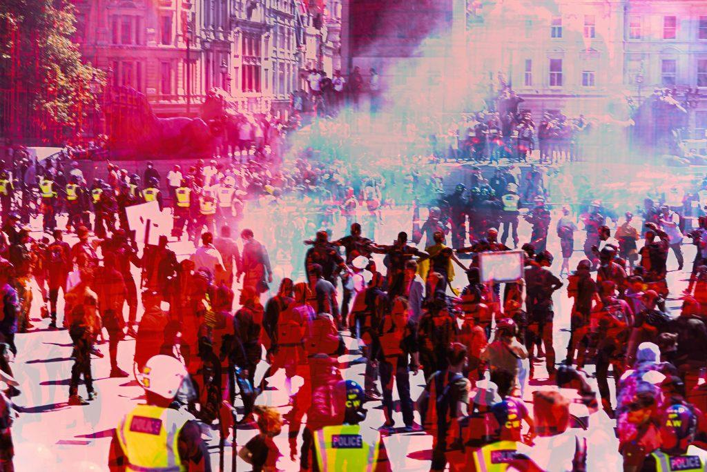 BLM   Trafalgar Clash