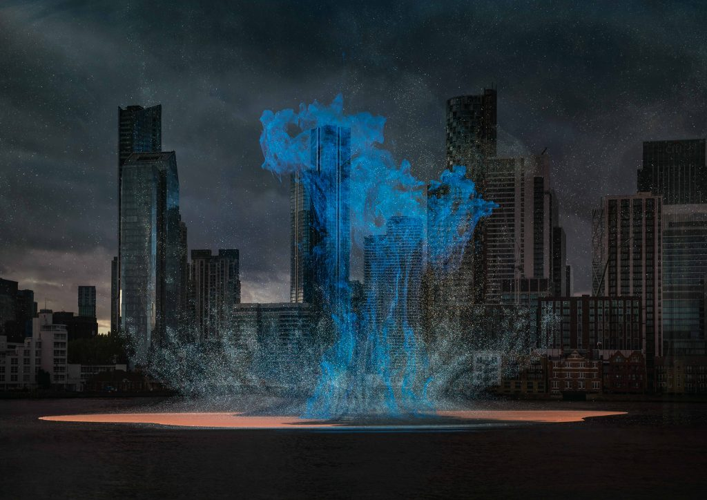 Urban Daydreams   Blue Rising