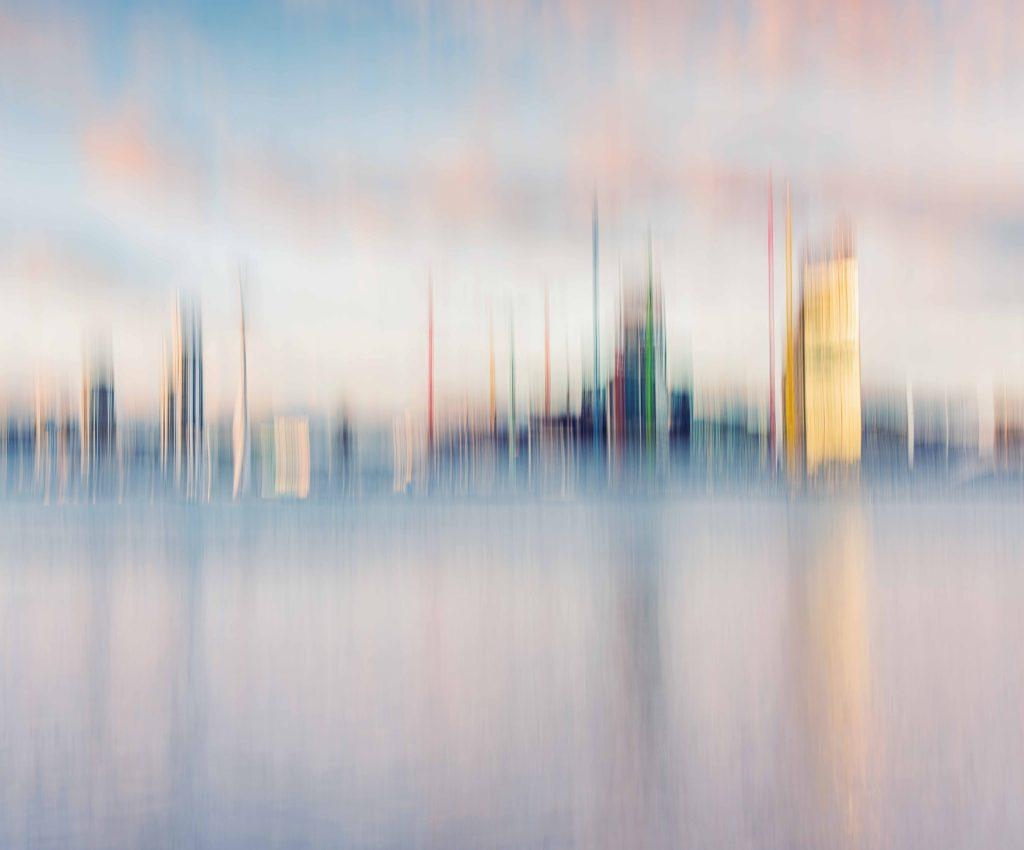 Urban Daydreams   Thames Dawning #3